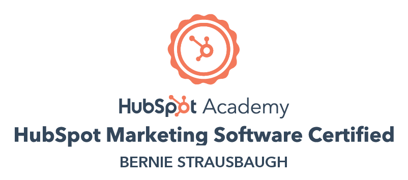 marketing software cert
